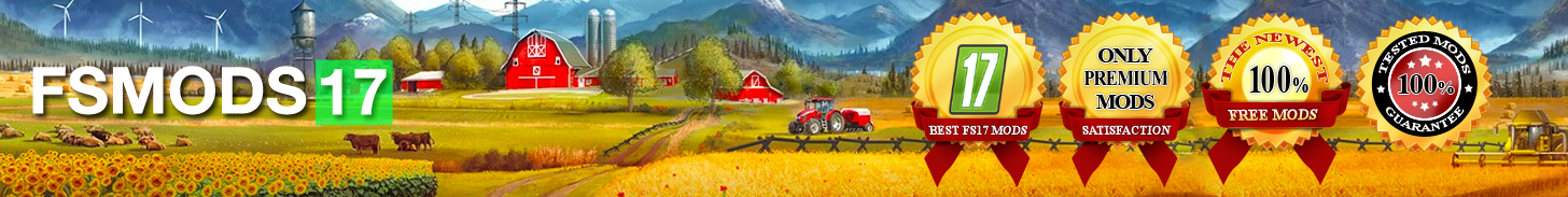 Farming Simulator 2017 mods, LS 2017 mods, FS 17 / 2017 mods