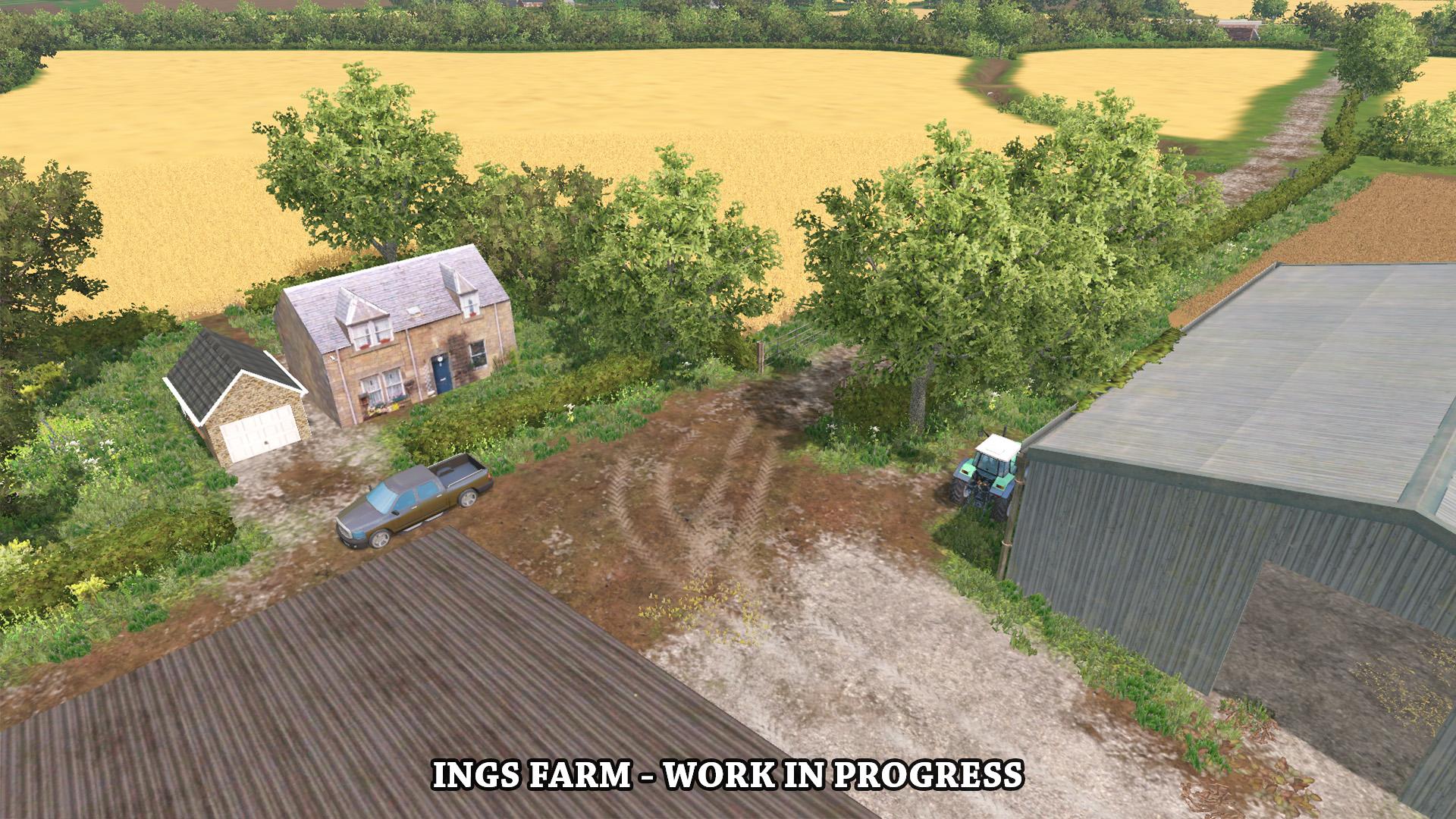 Скачать Farming Simulator 2 17 на компьютер (ПК) торрент - FS 17