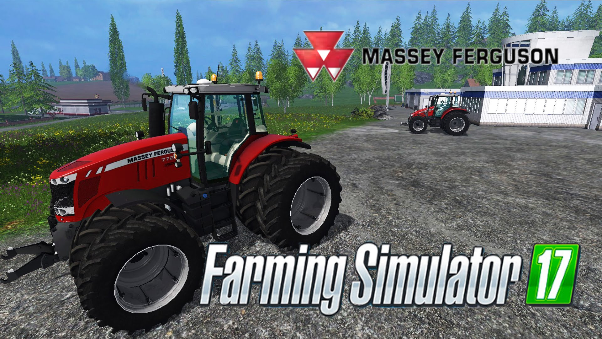 Скачать мод farming simulator 2018 трактора