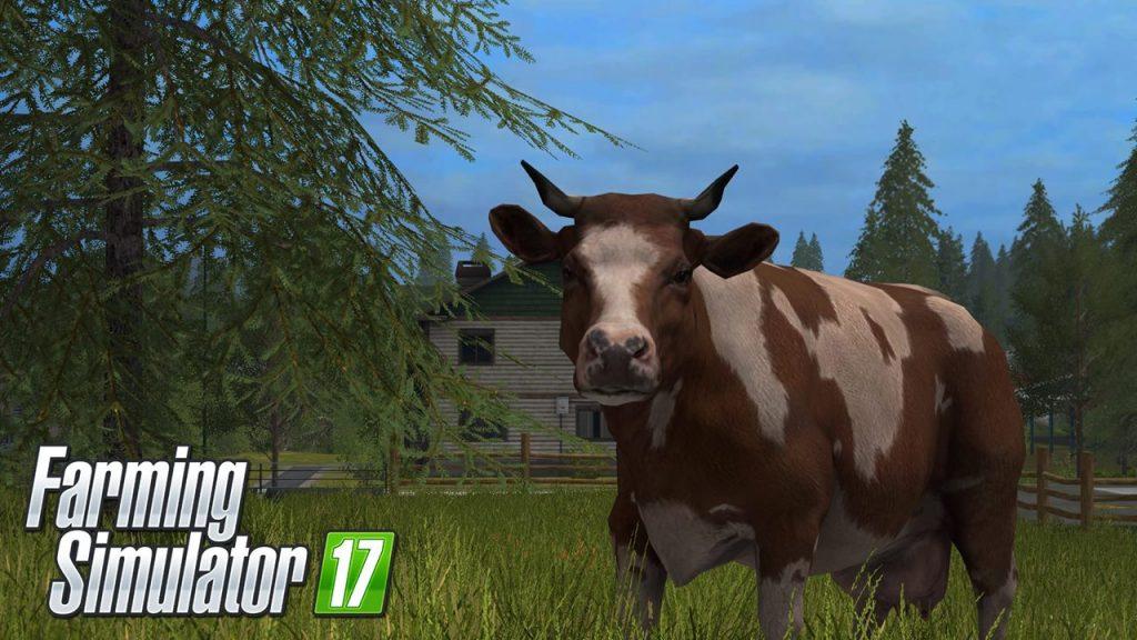Farming Simulator  Cows Food