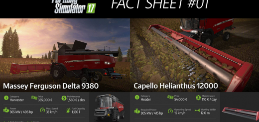 An Official Farming Simulator 17 trailer for E3 CGI! - FS 2017, FS