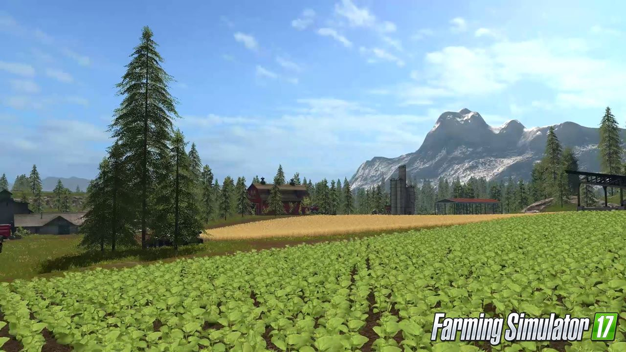 Farming Simulator 2017 – New Environment   FS17 - Farming Simulator