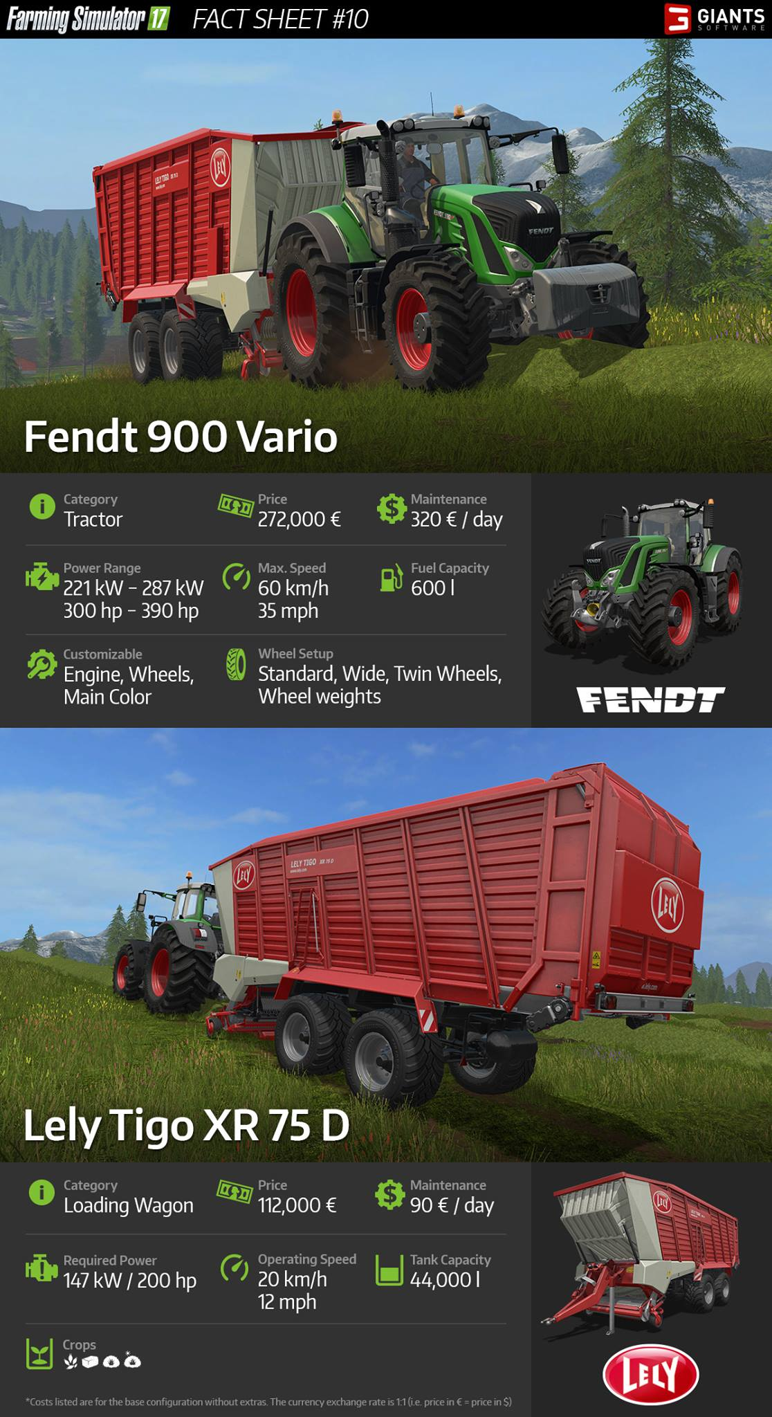 17 Best Images About Cars 2 On Pinterest: Landwirtschafts Simulator 17: Fendt 900 Vario Series