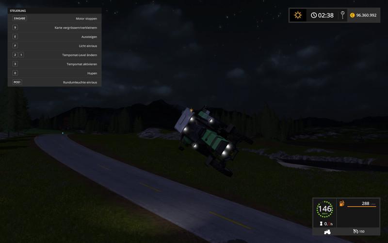 Deutz Agrostar 6 61 FUNMOD V 1 0 Tractor - Farming Simulator