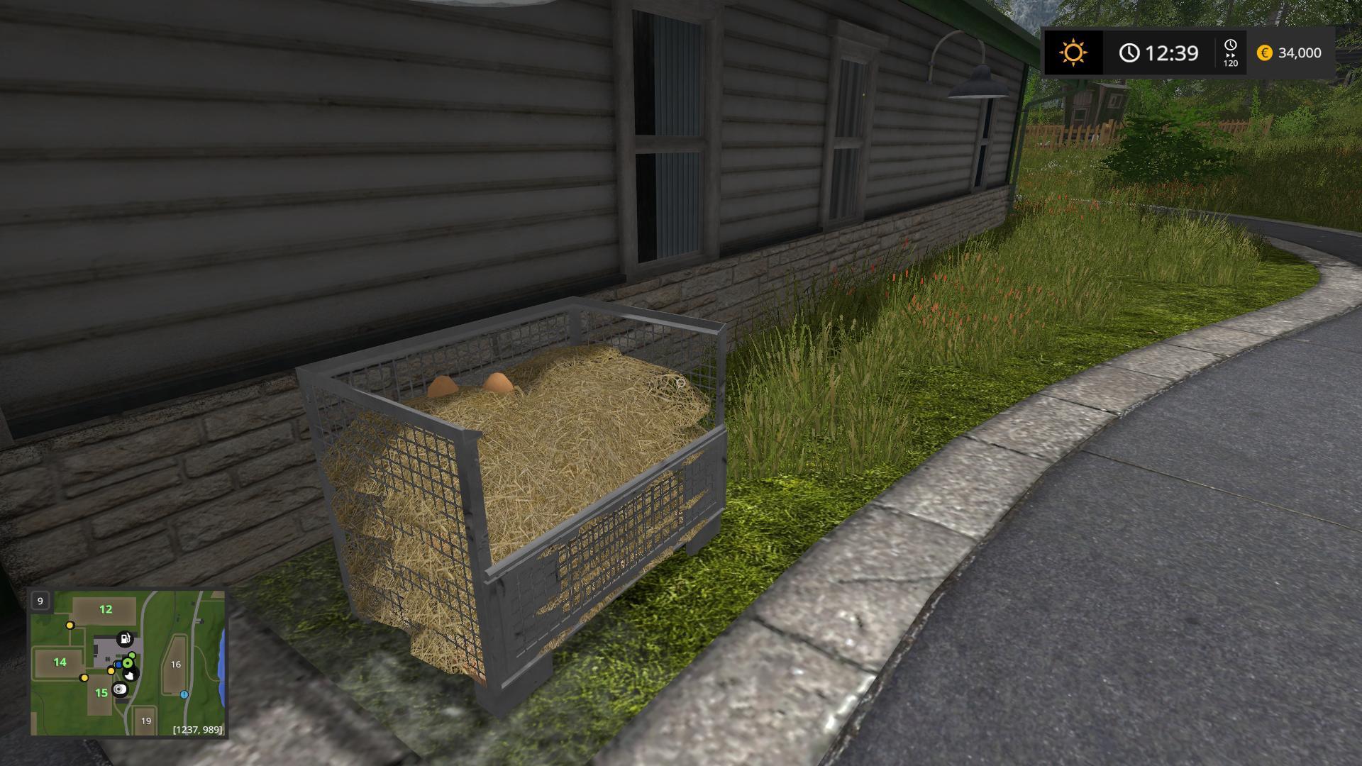 GOLD CREST EDIT BY STEVIE LS2017 - Farming Simulator 17 ...