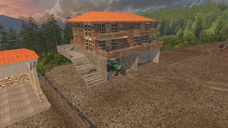 House v haus 0 1 building farming simulator 17 mod fs for House building simulator online