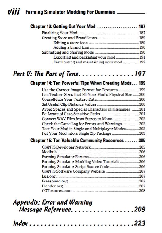 How to make mods for Farming Simulator 17? (PDF Books) | LS 2017