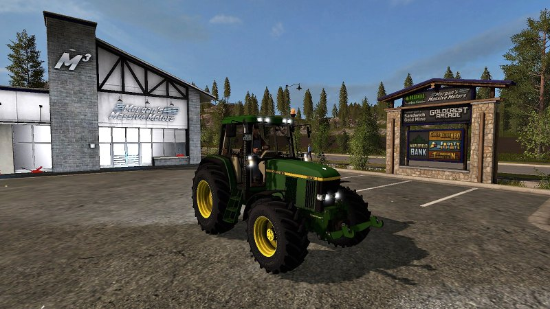 how to get john deere on farming simulator 2017 ps4