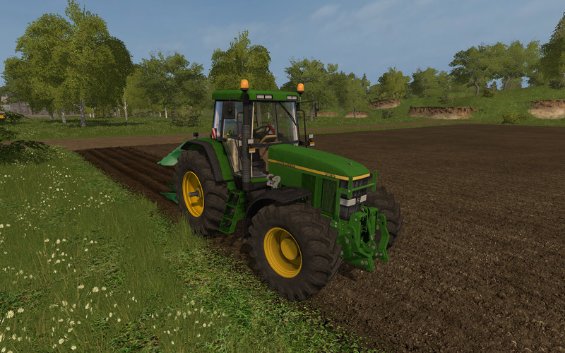 John Deere 7810 V 2 0 Ls 17 Farming Simulator 17 Mod