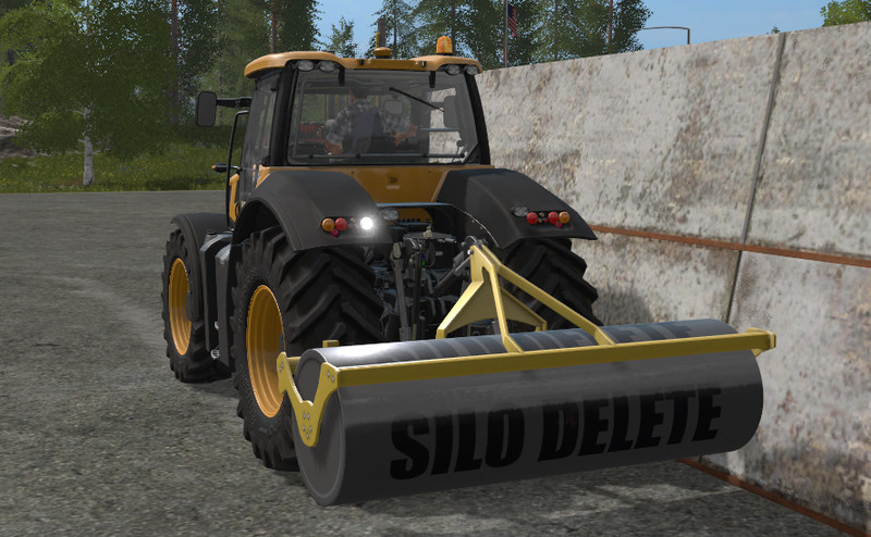 Lizard roller SILO DELETE Version V 1 0 LS 17 - Farming Simulator 17