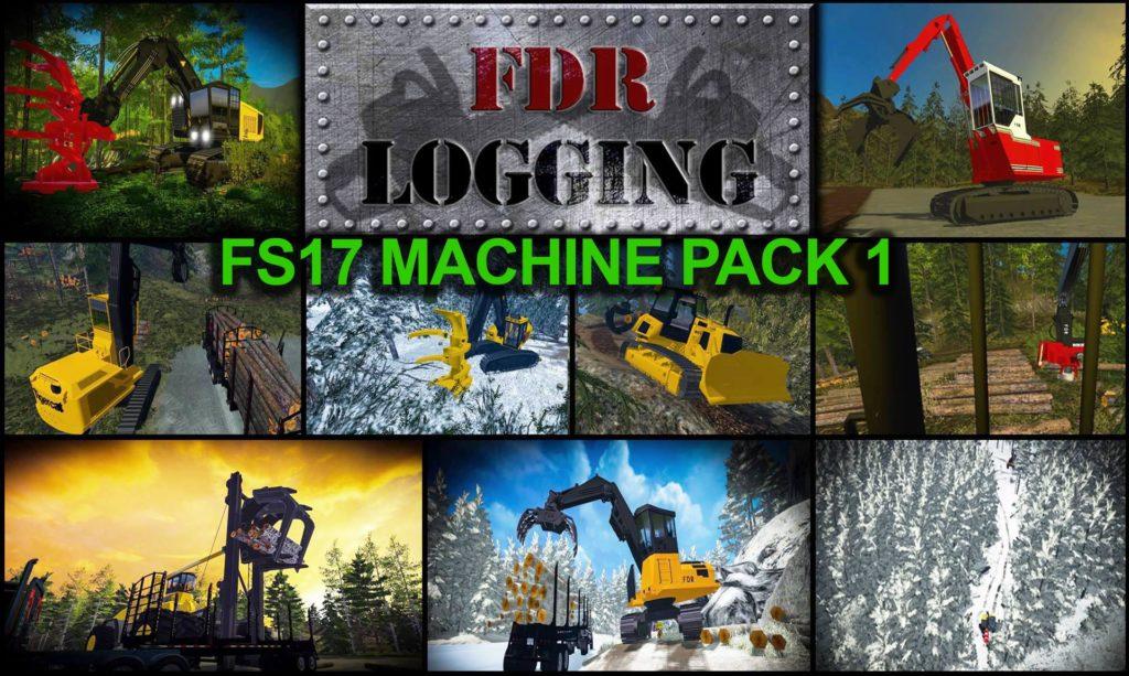 machine pack