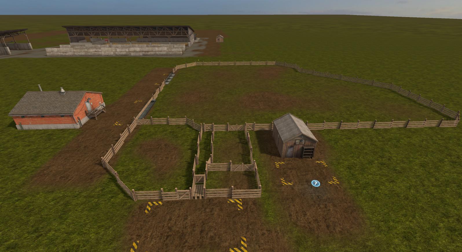 SAMPLE V LS Farming Simulator Mod FS Mod - Us map mod fs 17