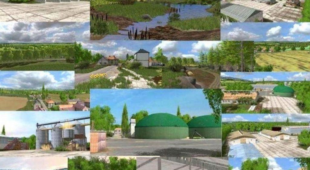 czech map v4 by prochy fs17 farming simulator 17 mod fs 2017 mod. Black Bedroom Furniture Sets. Home Design Ideas
