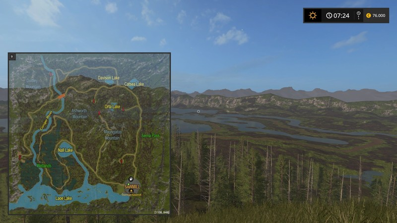 Fdr Logging V Map Farming Simulator Mod Fs Mod Fdr Us Map