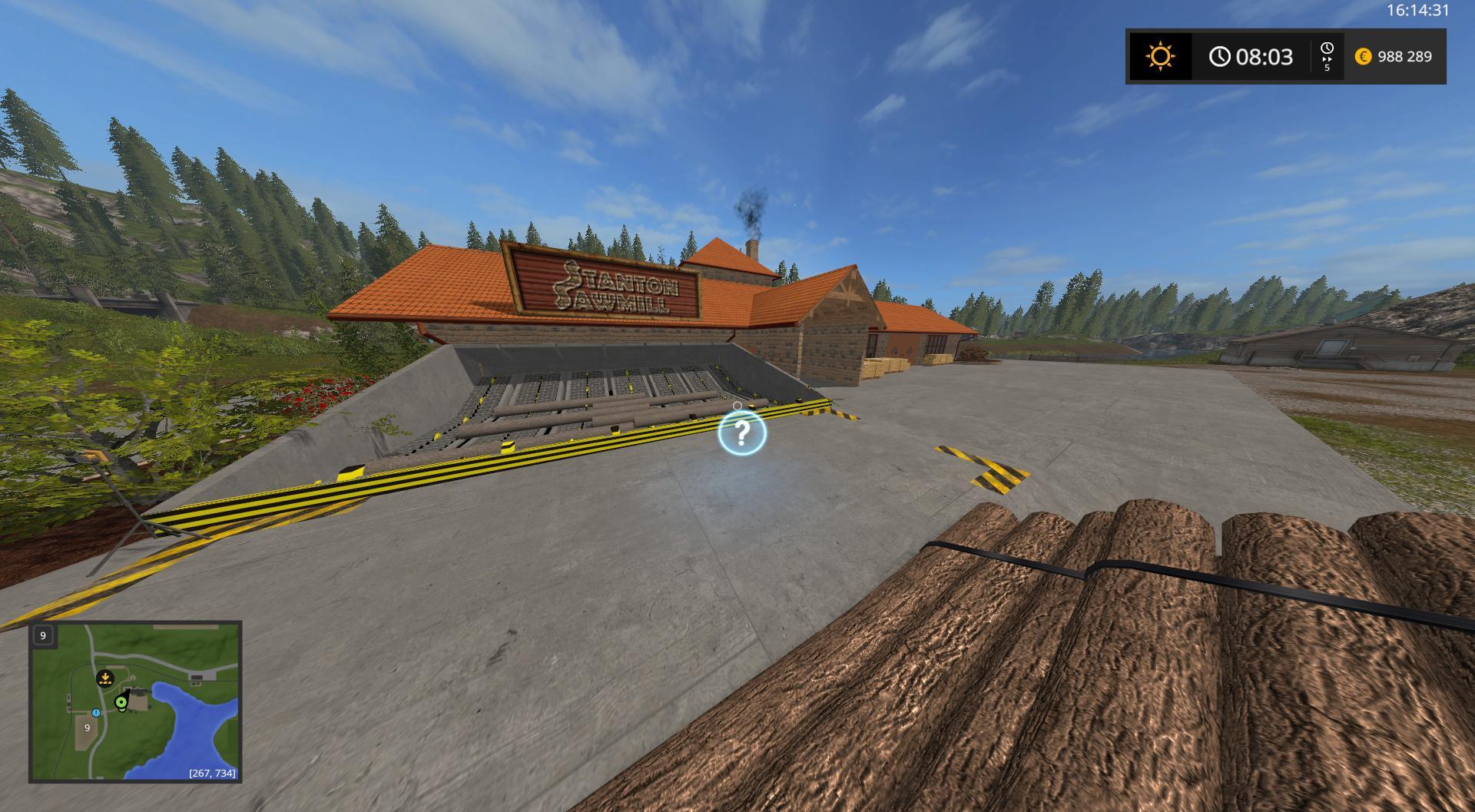 GOLDCREST VALLEY FR V2 MAP - Farming Simulator 17 mod / FS