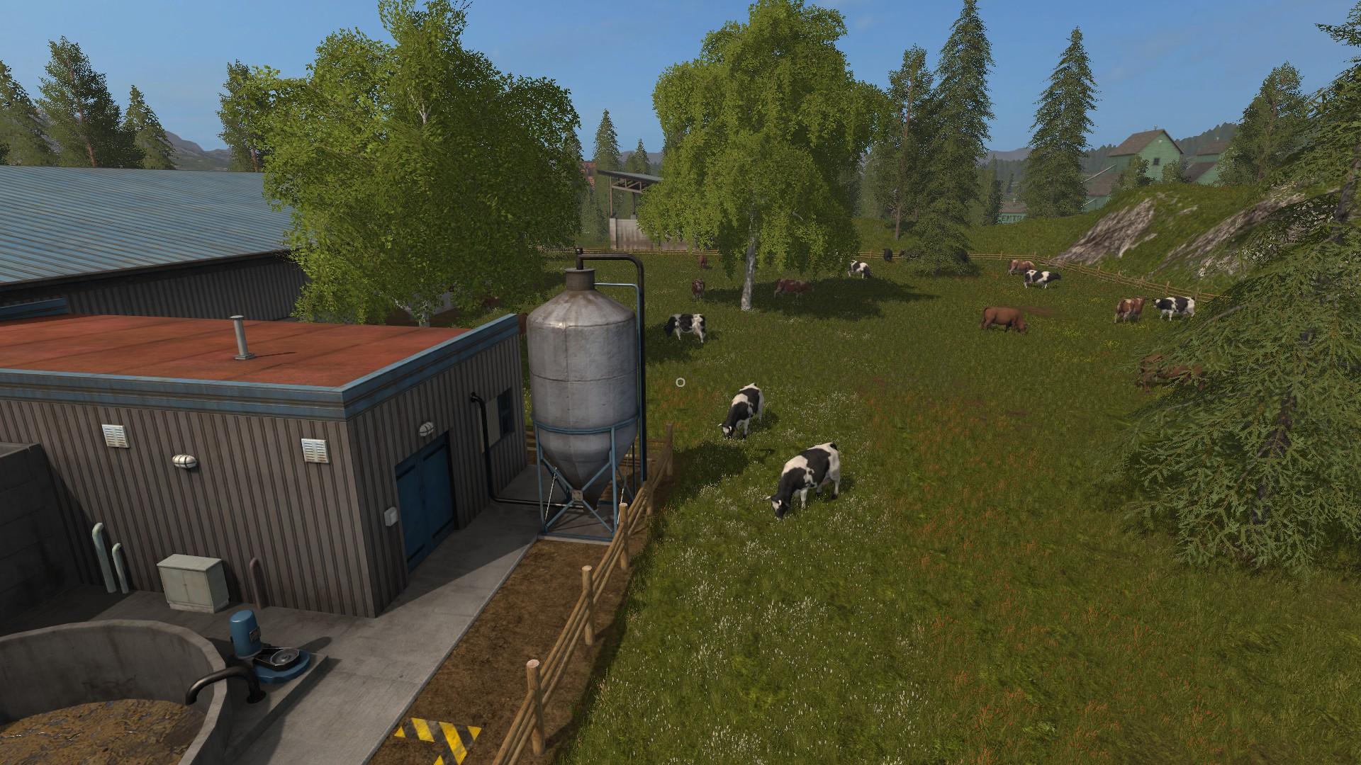 Giga Farm V2 0 FS 17 - Farming Simulator 17 mod / FS 2017 mod