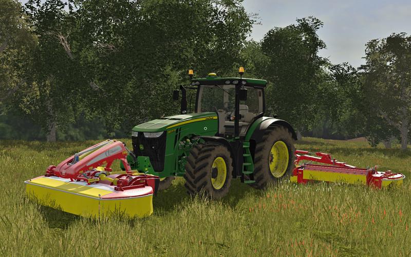 john deere 8r series beta fs17 farming simulator 17 mod. Black Bedroom Furniture Sets. Home Design Ideas