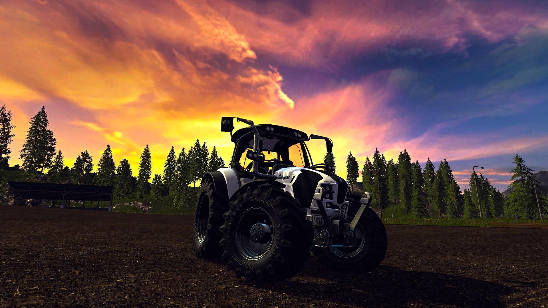 LAMBORGHINI NITRO 120 VRT V1 0 FS17 - Farming Simulator 17