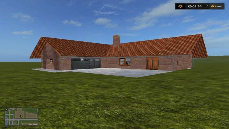 Residential buildings v 1 0 fs 17 farming simulator 17 for Home building simulator