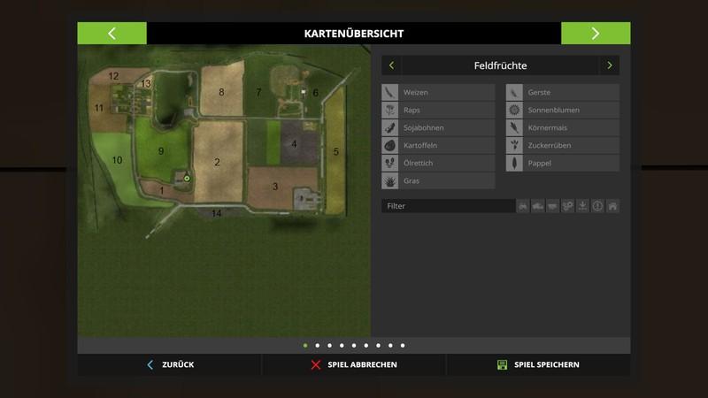 summer fields fs17 v 1 1 fixed map farming simulator 17 mod fs 2017 mod. Black Bedroom Furniture Sets. Home Design Ideas