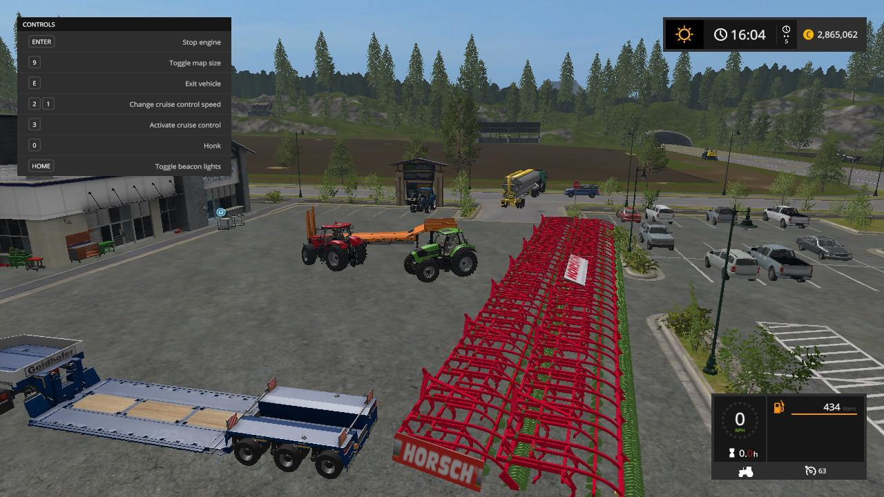 Flatbed truck in addition Pitbull Blade V1 0 Fs17 further Watch likewise Converted Mods V1 0 Ls 17 moreover How To Load Nested Pipe. on tractor trailer