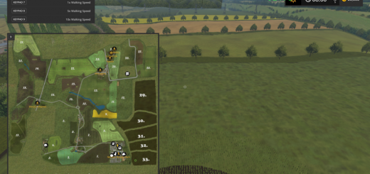 NorthBrabant V Map Farming Simulator Mod FS Mod - Fs 17 us map