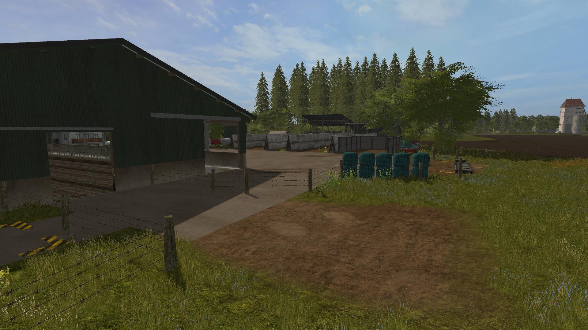 HOLLAND LANDSCAPE 2017 V1 LS17 - Farming Simulator 17 mod ...
