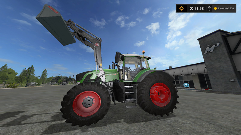 Stoll FZ 60 for Fendt Vario 900 Series V 1 1 0 0 FS17