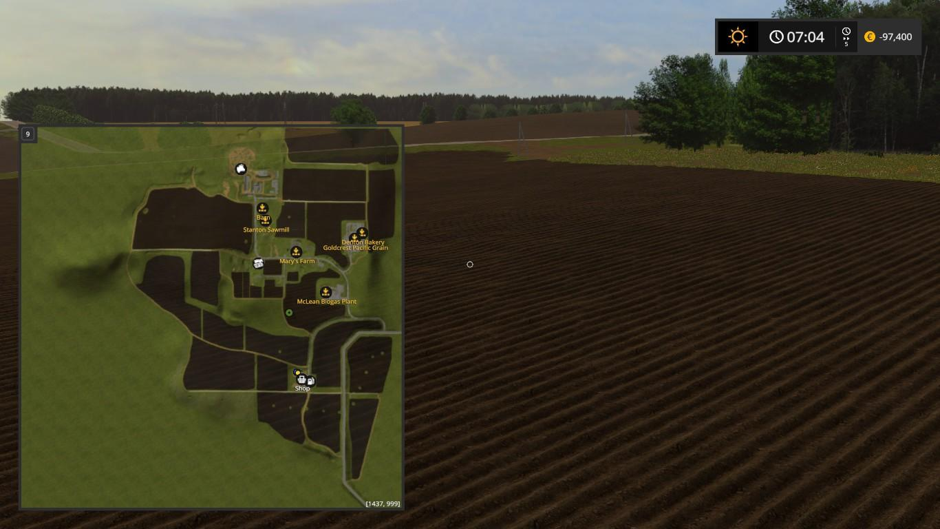 cherkaschina v1 map fs 17