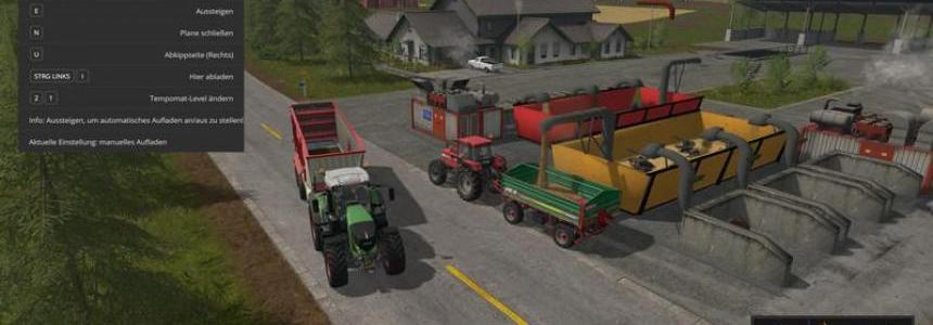 Feed Mixer Pack Placeable V1 3 0 0 Fs17 Farming
