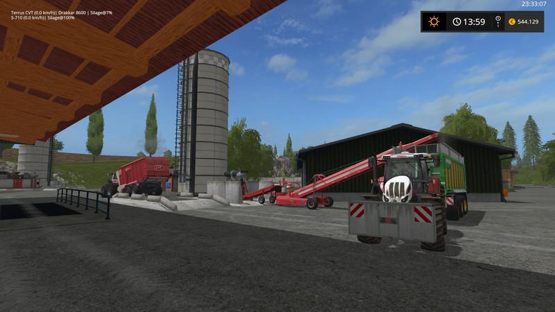 Fermenter silo V 1 0 0 0 FS 17 - Farming Simulator 17 mod