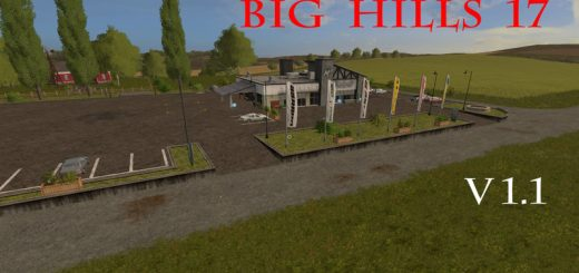 Big Hills Map Farming Simulator 2017 mods LS 2017 mods FS 17
