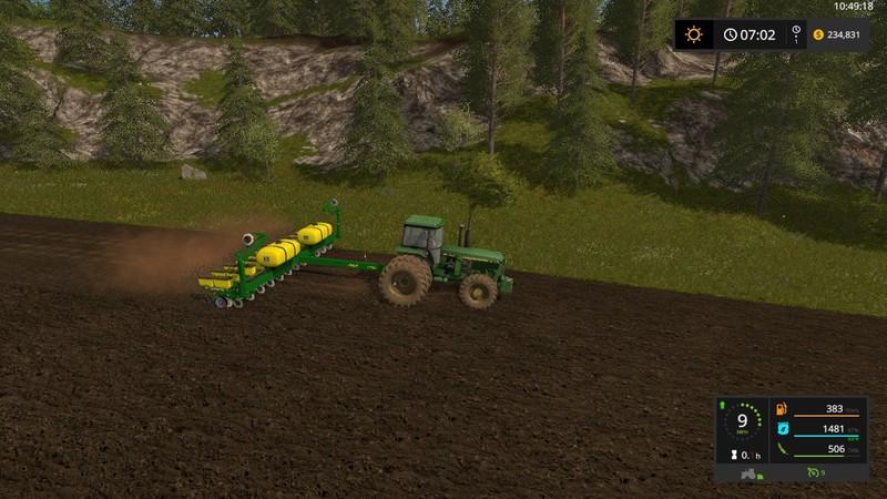 John Deere 1760 12 Row Planter V 1 1 1 Fs 17 Farming