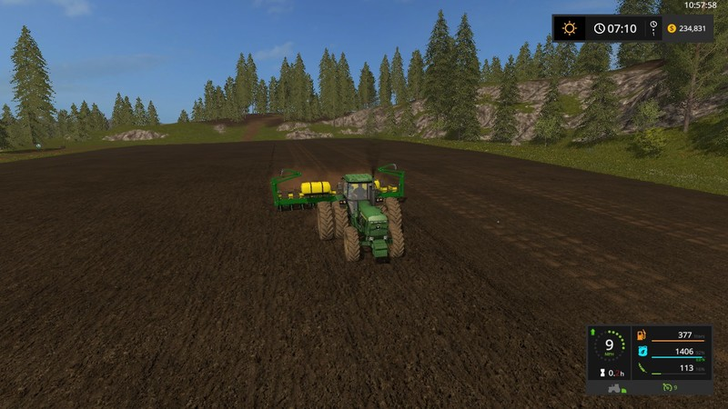 John Deere 1760 12 Row Planter V 1 1 1 Fs 17 Farming Simulator 17