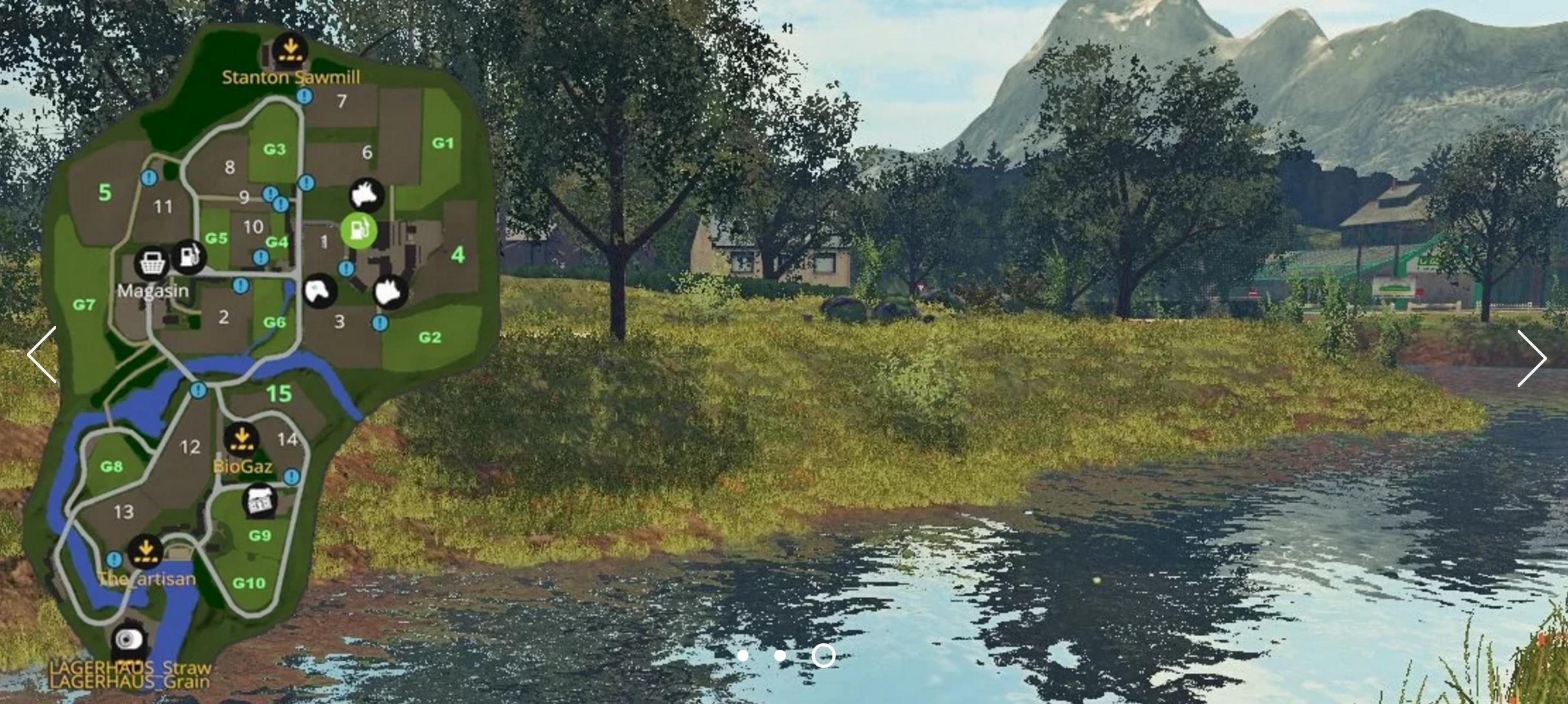 Farming Simulator 17 Mod / FS 2017 Mod
