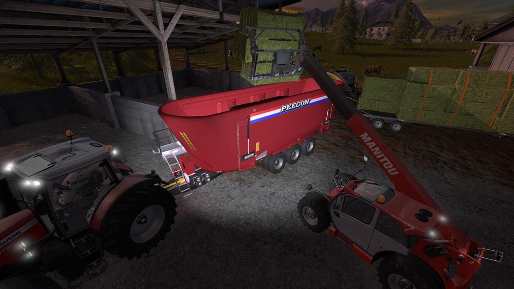PEECON BIGA MEGA MAMMOET V1.0.0.0 FS 17 - Farming ...