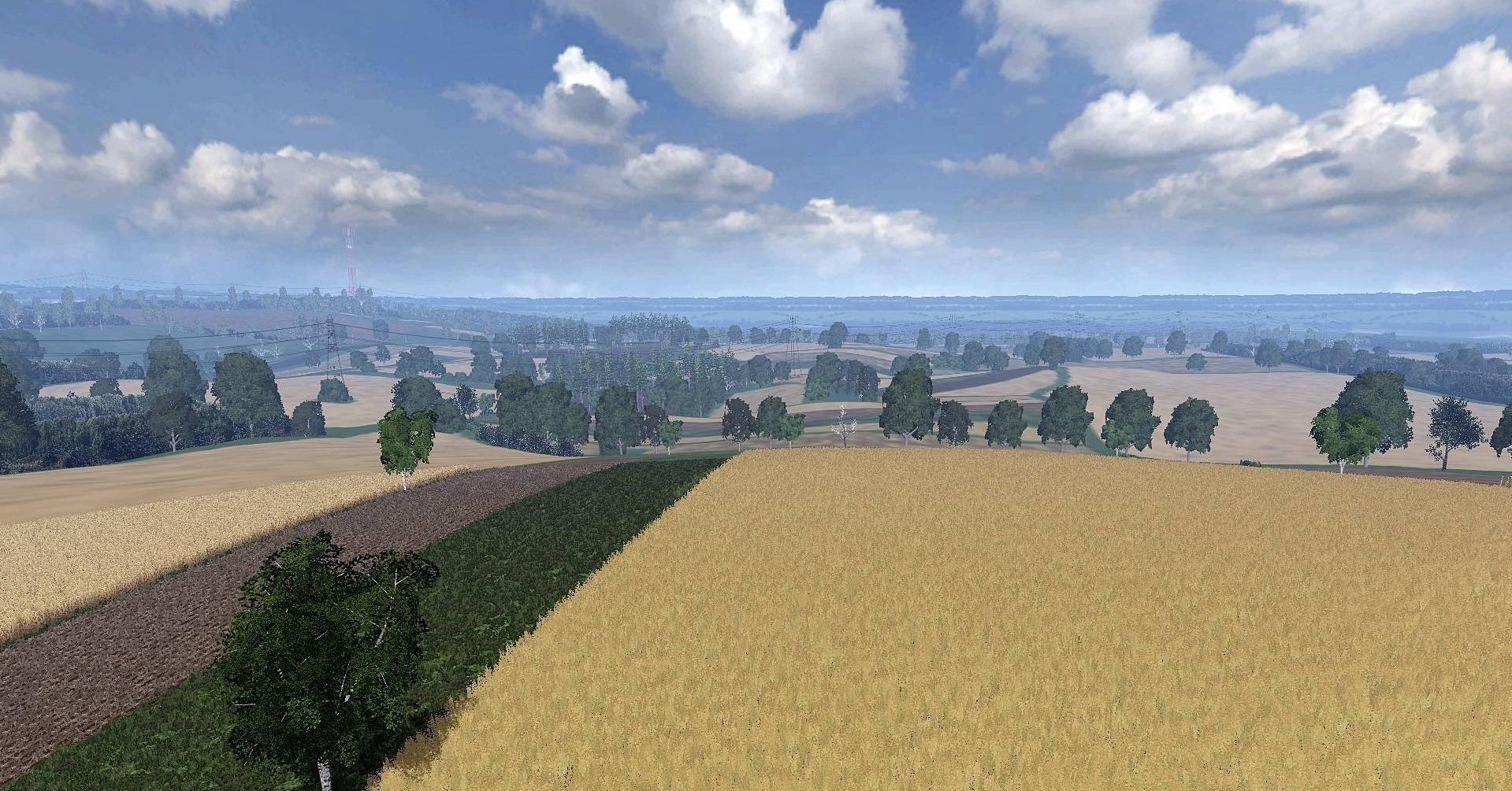 BIG POLAND REAL MAP V10 FS17 BIG