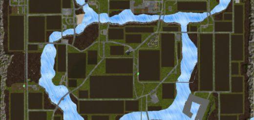 CANADIAN NATIONAL V5 FS17 Farming Simulator 17 mod FS 2017 mod