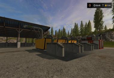FEED MIXER PACK PLACEABLE V1 4 FS17 - Farming Simulator 17 mod / FS