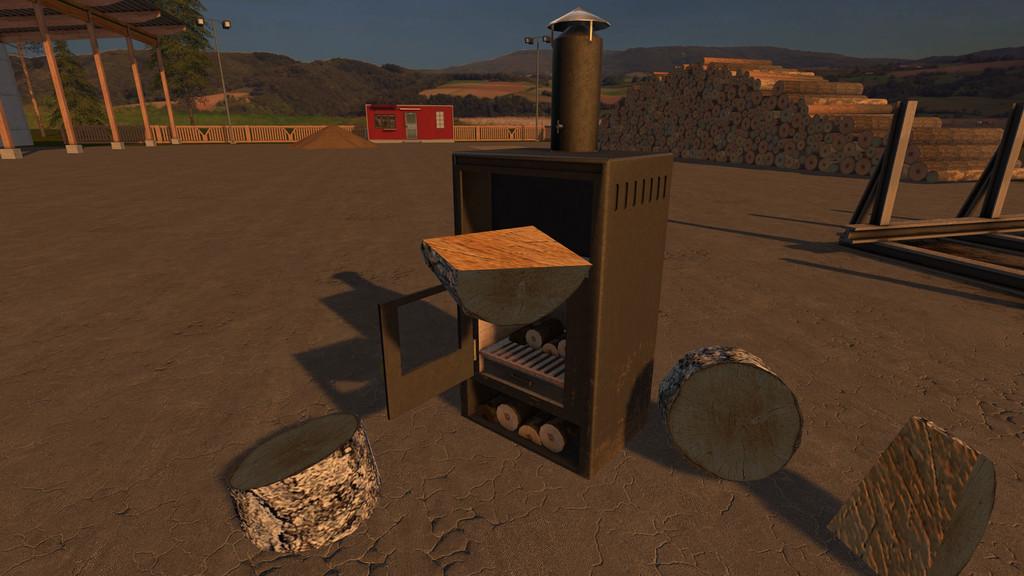 Fireplace Simulator Part - 21: Fireplace FS 17