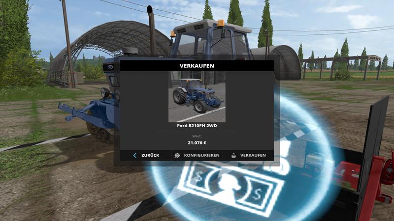 Front box mobile tank / Workshop V 1 0 wsb FS 17 - Farming