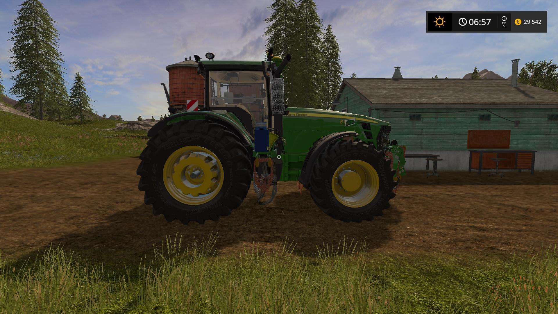 John Deere 8530 V23 Fs 17 Farming Simulator 17 Mod Fs 2017 Mod