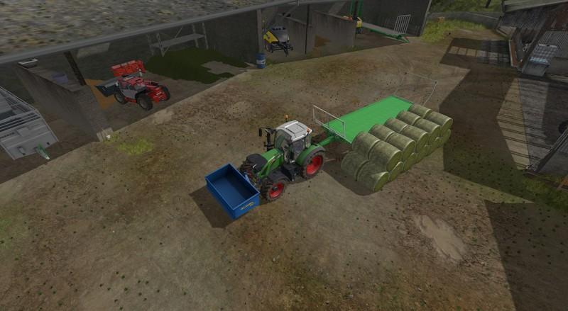 pack joskin wago bale trailer auto load v1 0 4 fs 17 farming simulator 17 mod fs 2017 mod. Black Bedroom Furniture Sets. Home Design Ideas