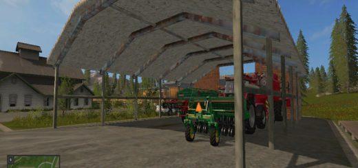 Stabulation Tole Memi V 1 0 Fs17 Farming Simulator 17 Mod Fs