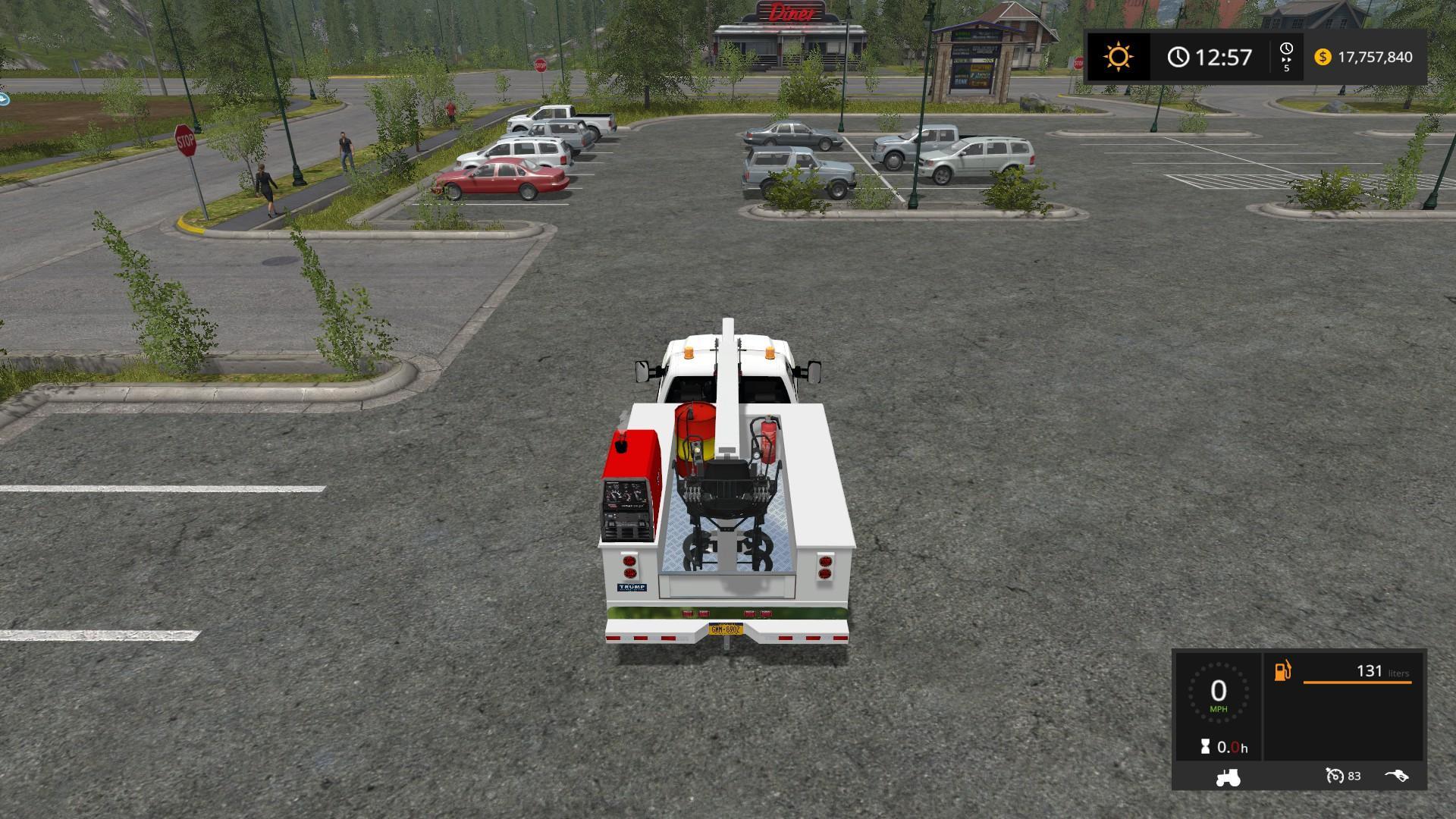 2016 Chevy Silverado 3500hd Service Truck Fs 17 Farming Simulator 17 Mod Fs 2017 Mod