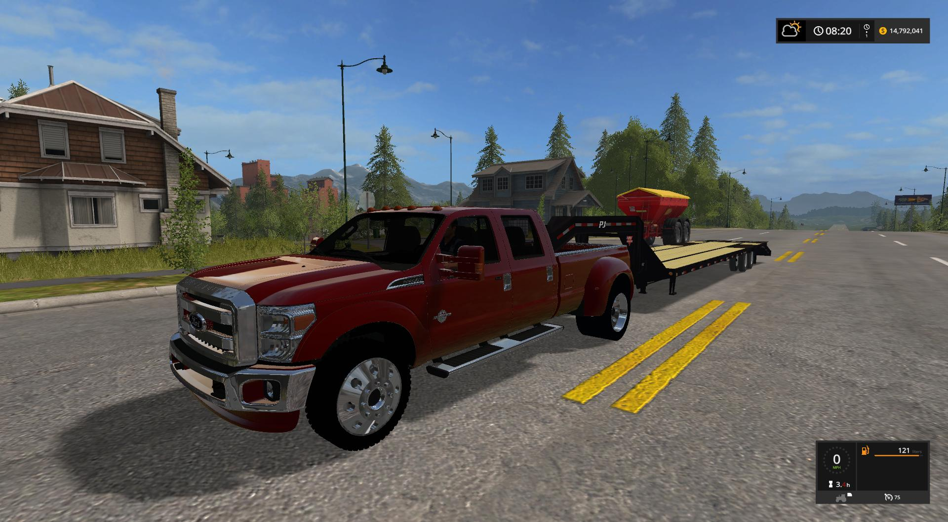 2015 Ford Truck Colors >> 2016 FORD F-350 V2 FS17 - Farming Simulator 17 mod / FS 2017 mod