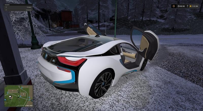 BMW I8 V 11 FS17