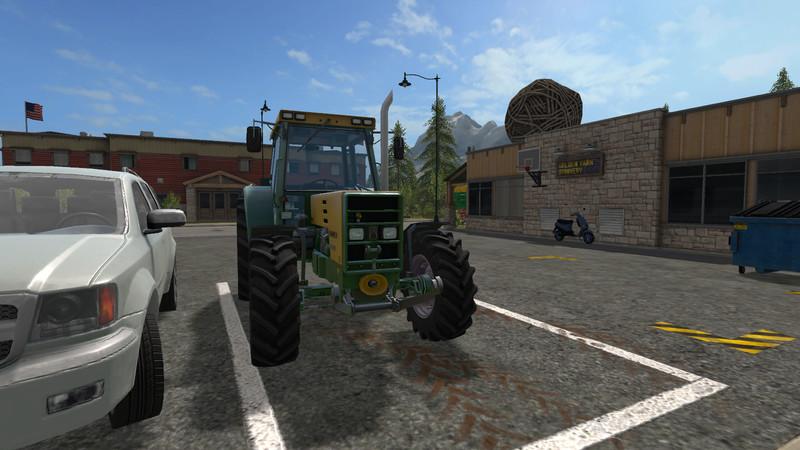 Bührer 6135 A V 1 0 FS 17 - Farming Simulator 17 mod / FS