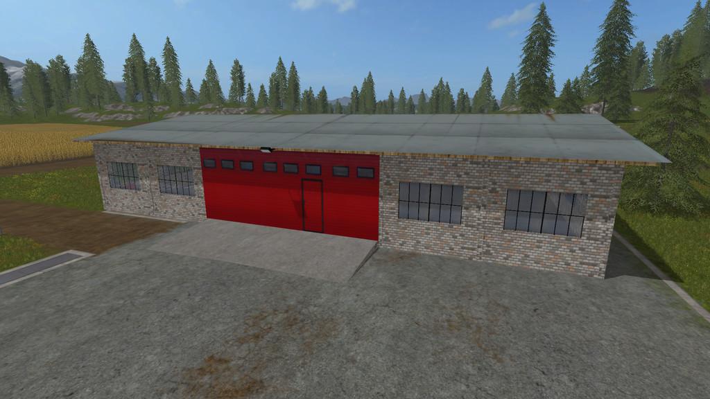 Garage Placeable Fs 17 Farming Simulator 17 Mod Fs 2017 Mod