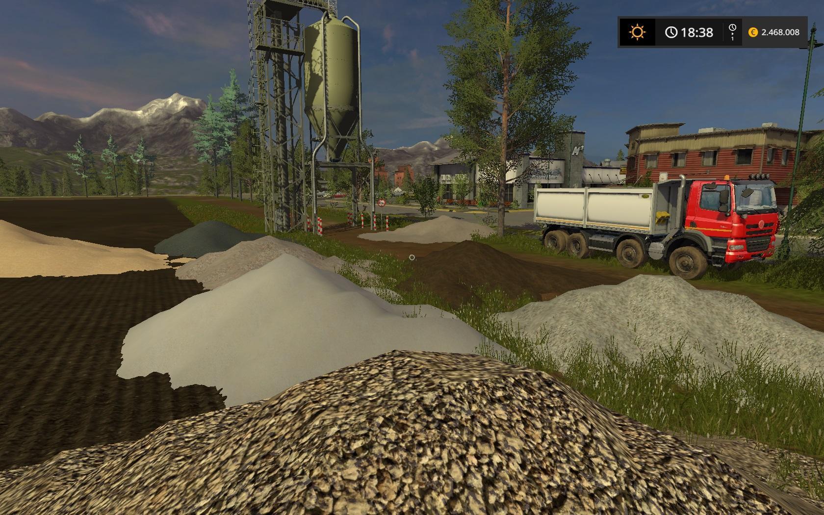 Ls17 Building Materials V1 0 Fs17 Farming Simulator 17